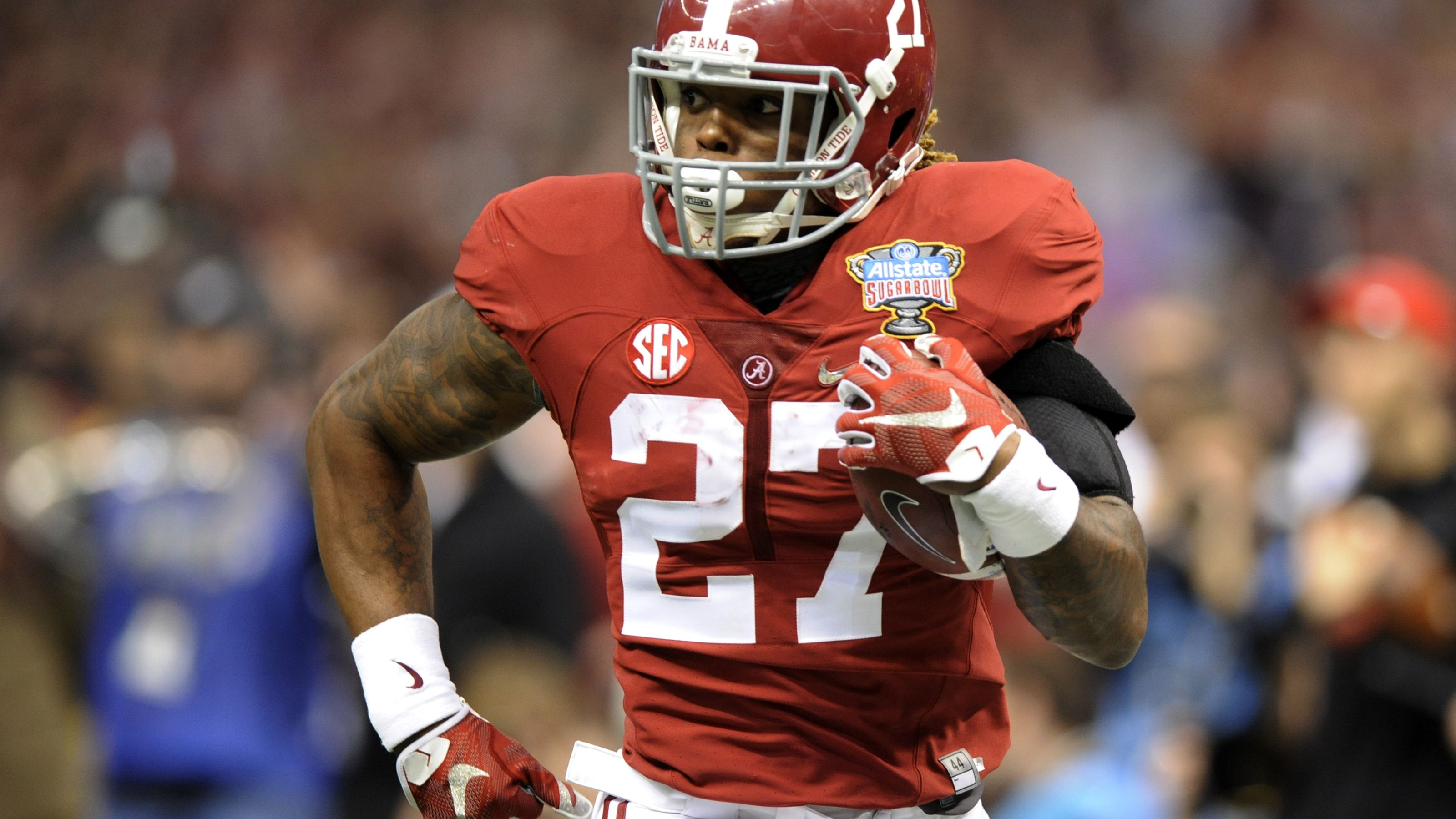 Derrick Henry Continues to Excel on Superdome Turf 3200x1800