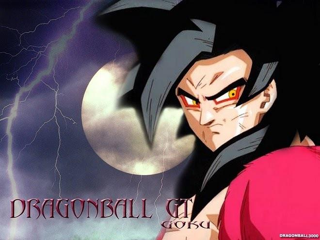 Goku Dragon Ball Z Widescreen 300x225 660x495