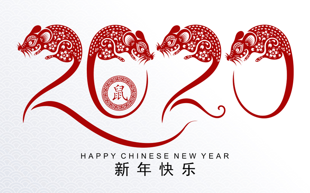 Happy Chinese New Year 2020 Images HD Wallpapers   POETRY CLUB 1000x625