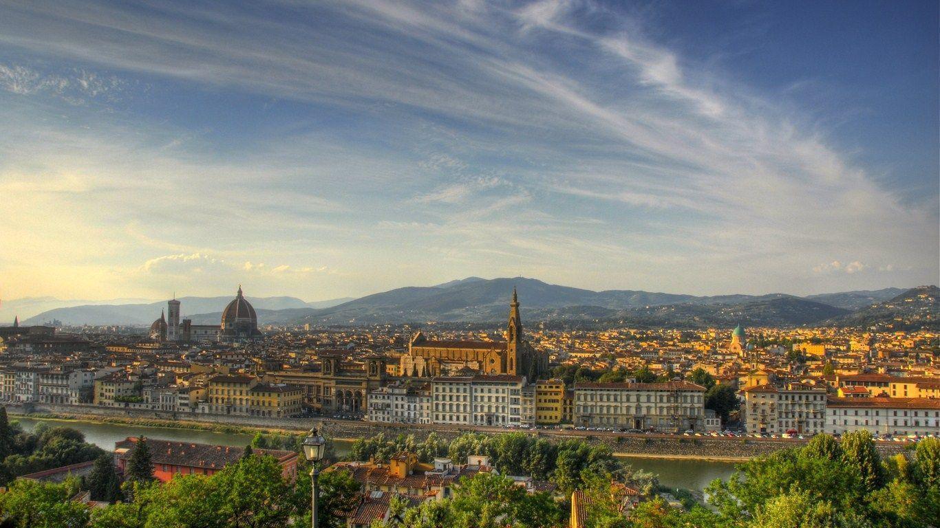 Italy Desktop Wallpapers 1366x768