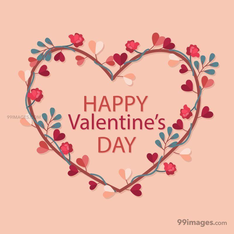 [70] [14 February 2020] Happy Valentines Day Romantic Heart 800x800