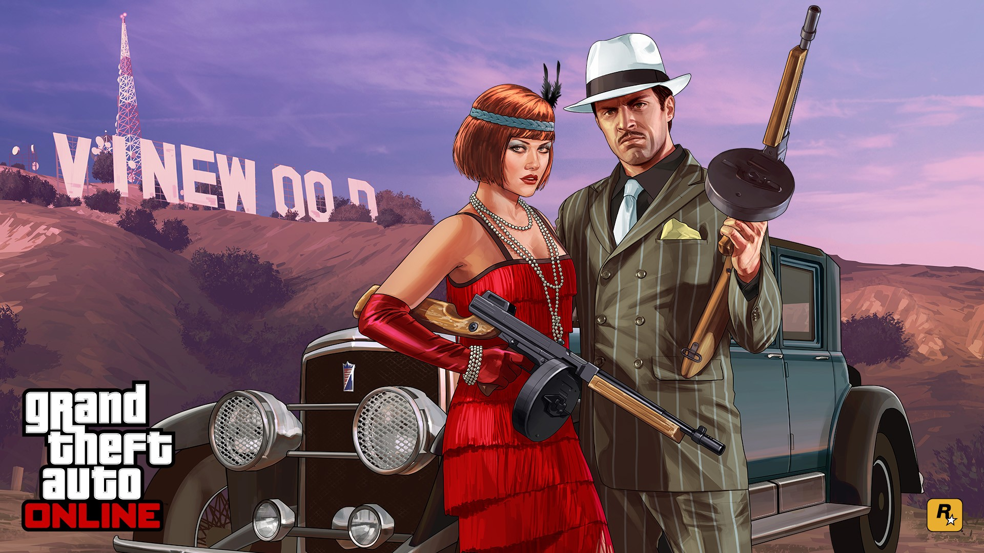 Grand Theft Auto Online Wallpapers 1 8 1920x1080