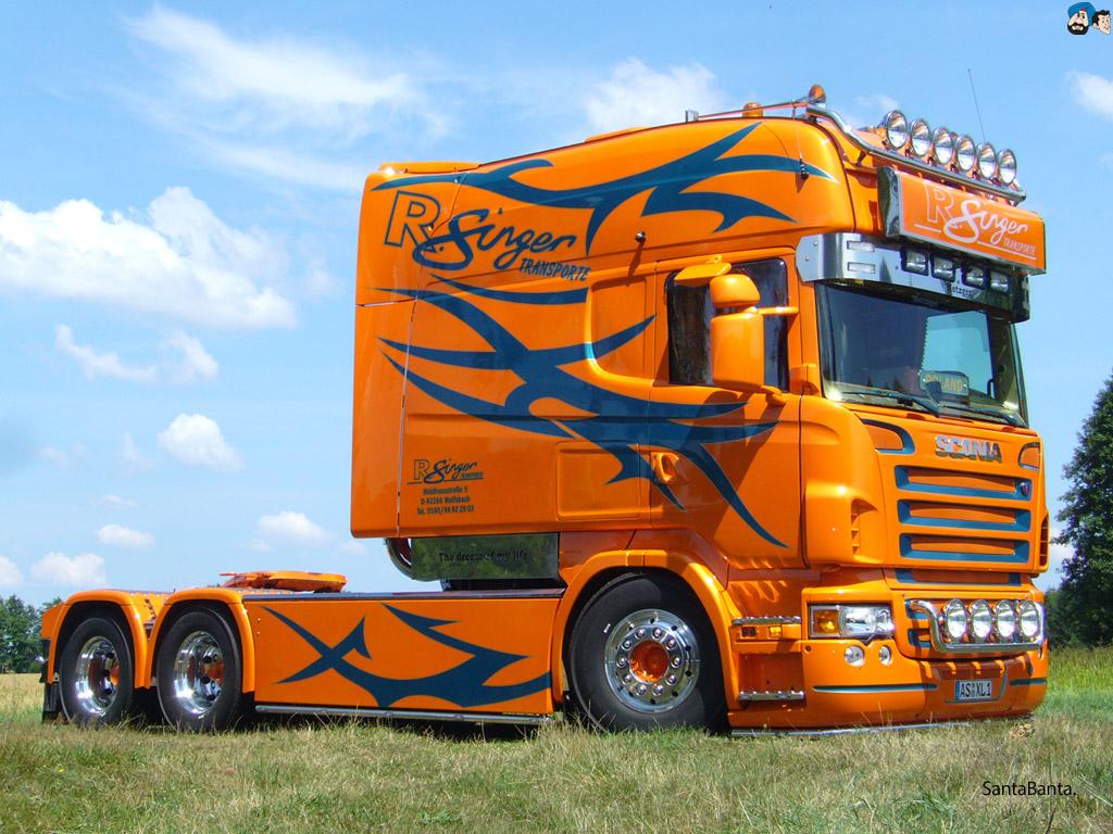 Free Download Scania Trucks Wallpapers 6 K Scania Truck