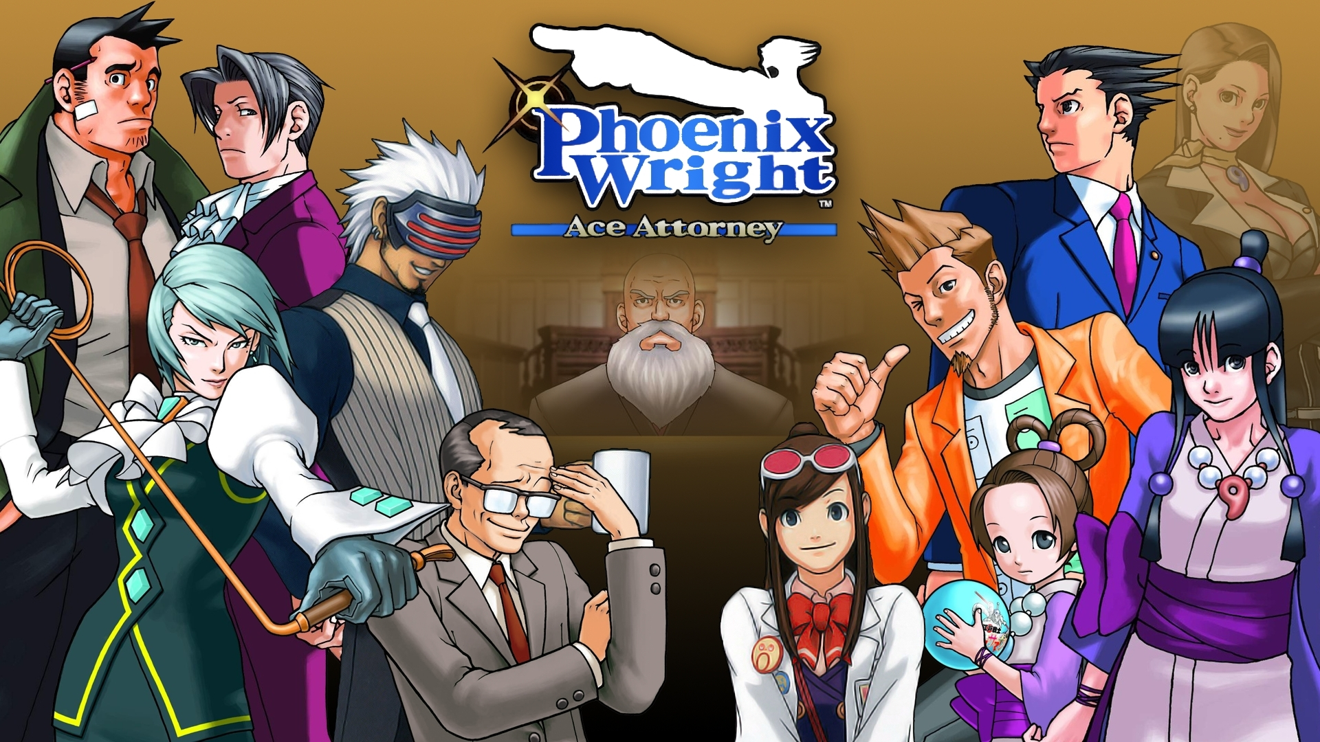 Phoenix Wright images Wallpaper 2 HD wallpaper and 1920x1080