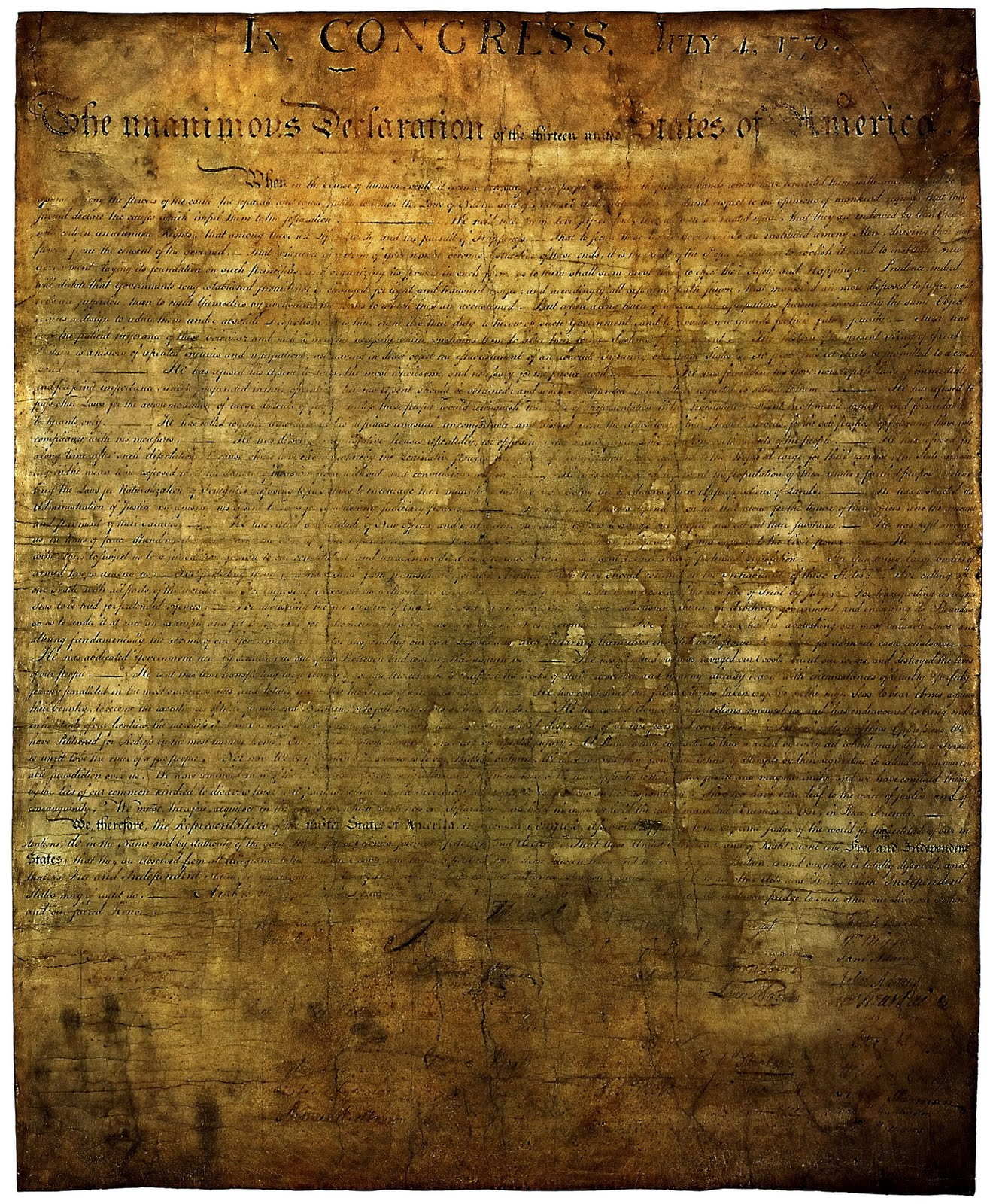 Declaration Of Independence Wallpaper