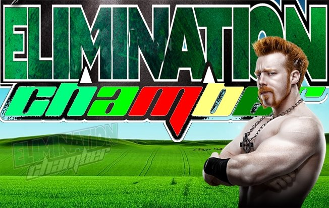 Wwe Elimination Chamber 2012 Wallpapers WwWHariomWWE 652x413