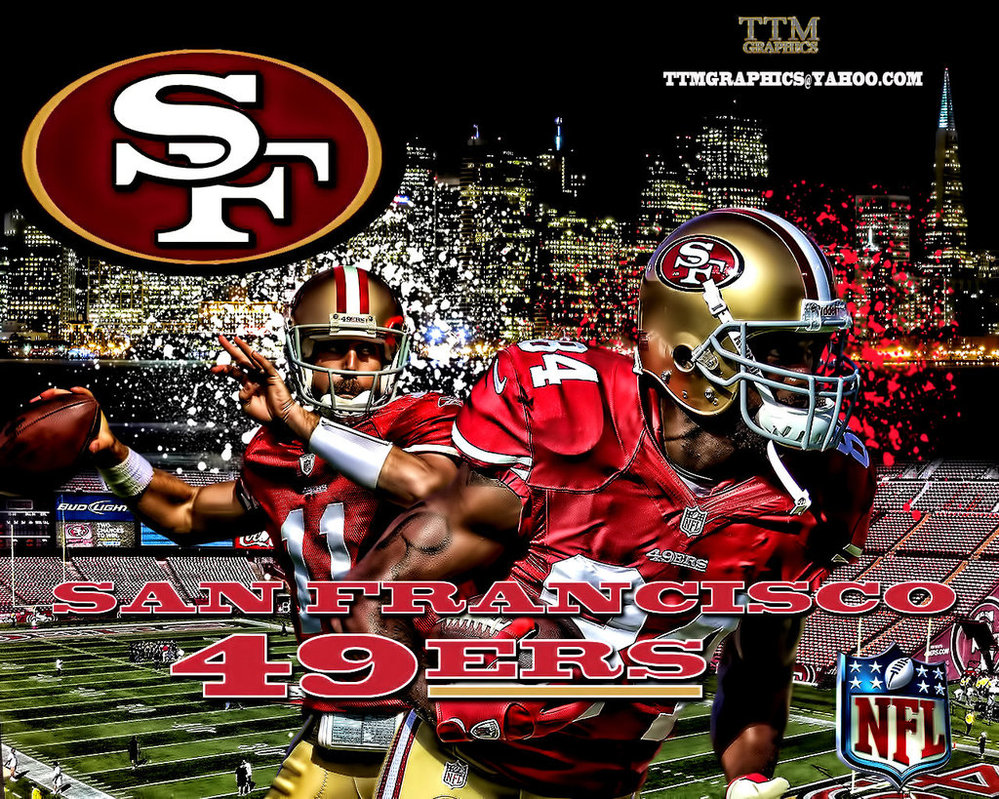 Free Download San Francisco 49ers Wallpaper By Tmarried 999x799