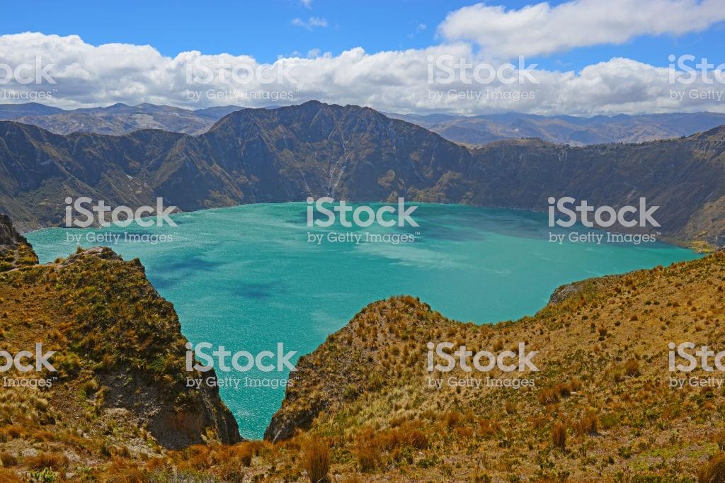 Quilotoa Landscape Stock Photo   Download Image Now   iStock 1024x682