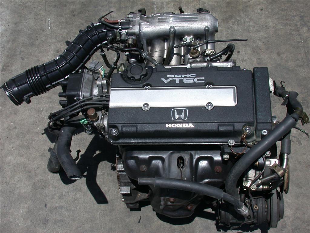 96 00 JDM B16A B16A2 OBD 2 DOHC VTEC ENGINE LONG BLOCK Parts 1024x768
