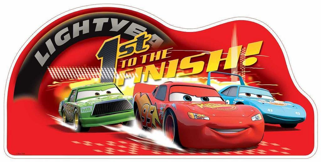 Disney cars wallpaper border wallpapersafari - Disney cars 3 wallpaper ...