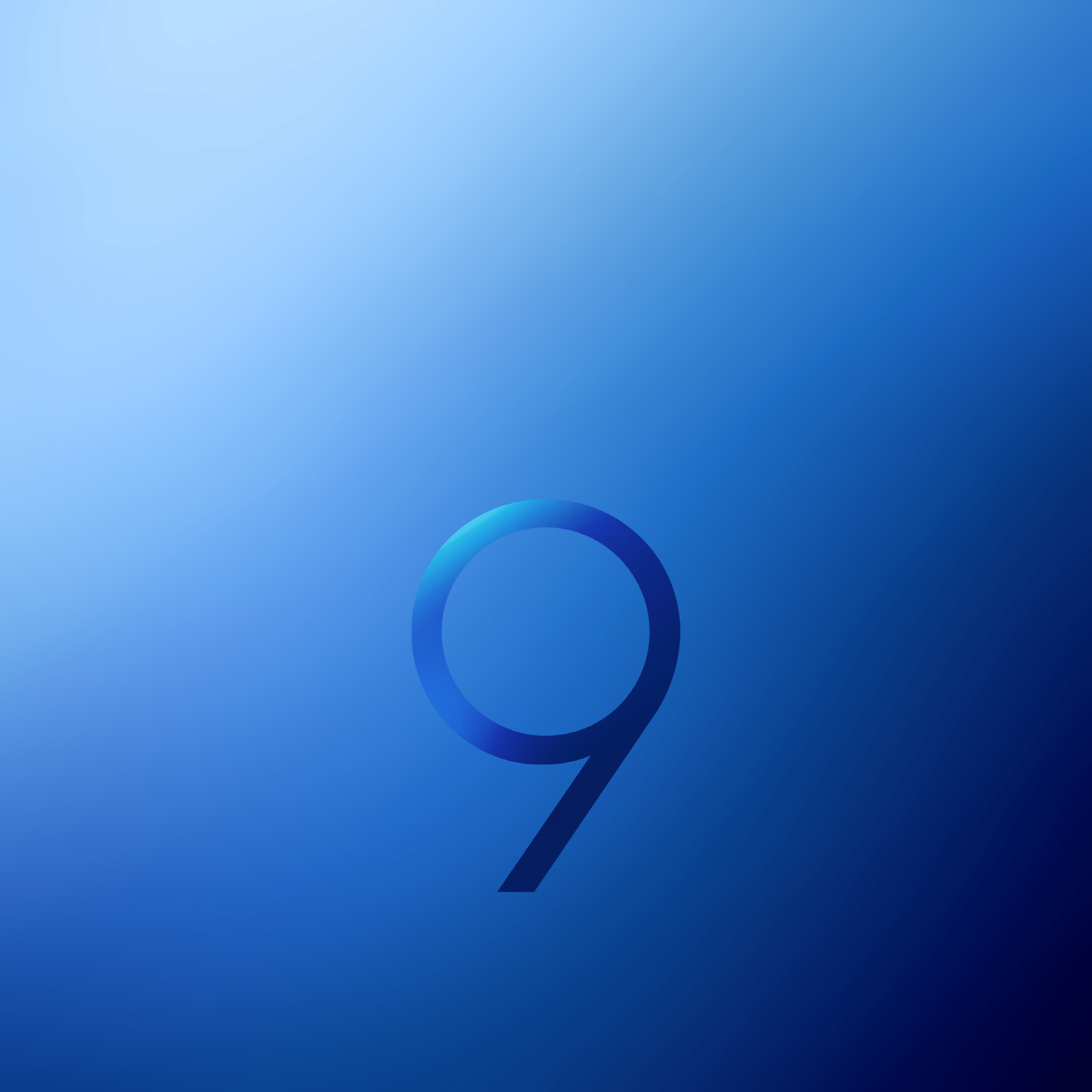 Heres all of the Samsung Galaxy S9 wallpapers in all their glory 2560x2560