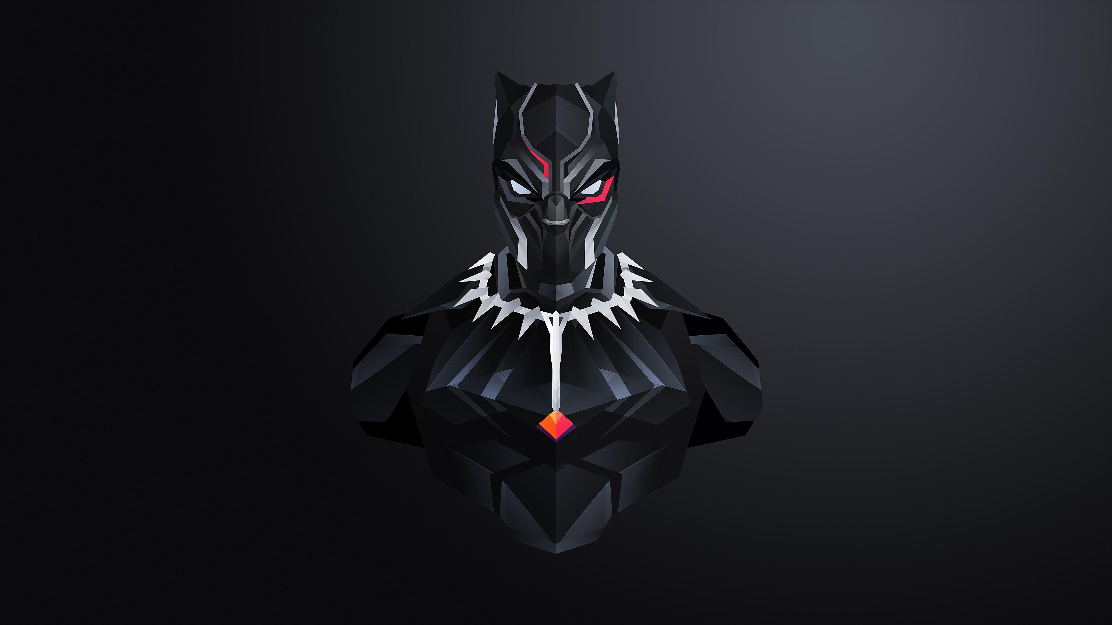 black Panther 4k [3840x2160] wallpaper 3840x2160