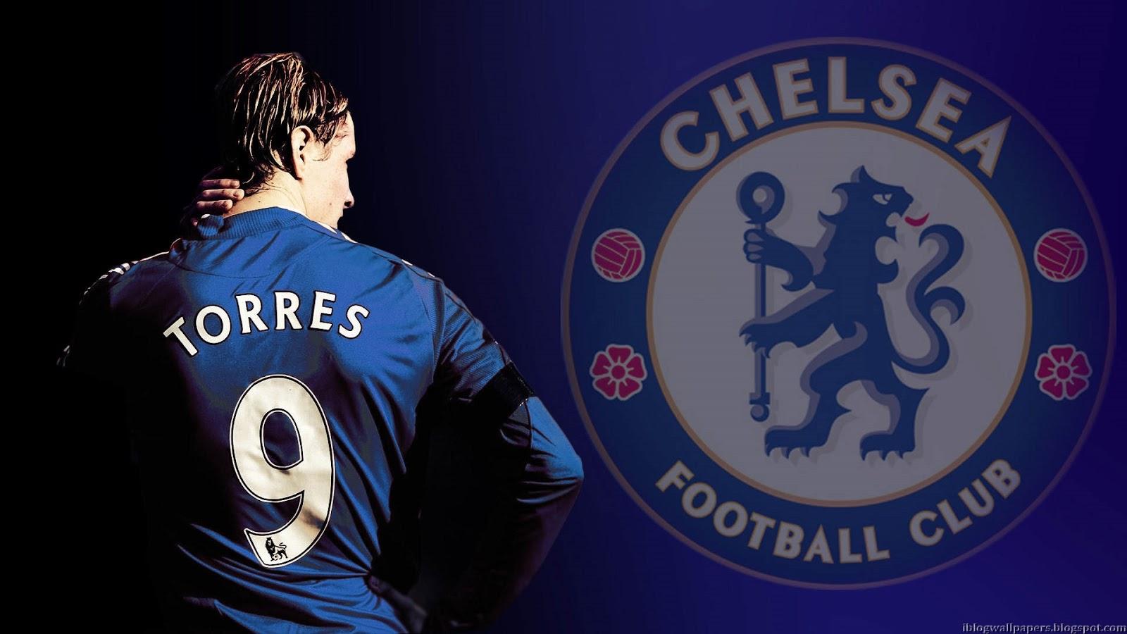 Fernando Torres Chelsea Wallpaper HD Download Wallpaper 1600x900