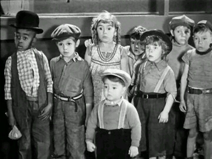 Little Rascals Our Gang   Anyone identify with one or more of these 720x540