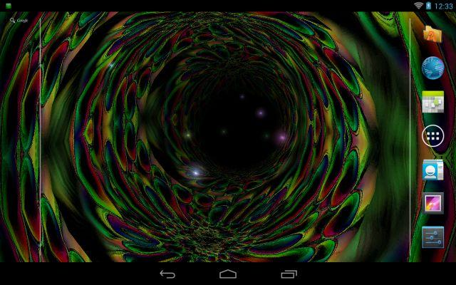 Trippy Tunnel Live Wallpaper   Android Apps on Google Play 640x400
