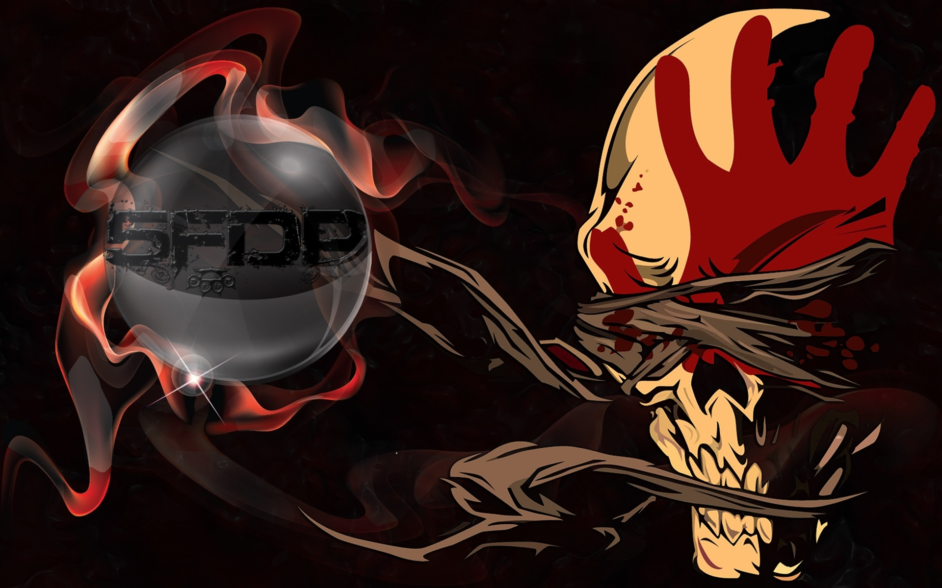 49 Wallpaper Five Finger Death Punch On Wallpapersafari