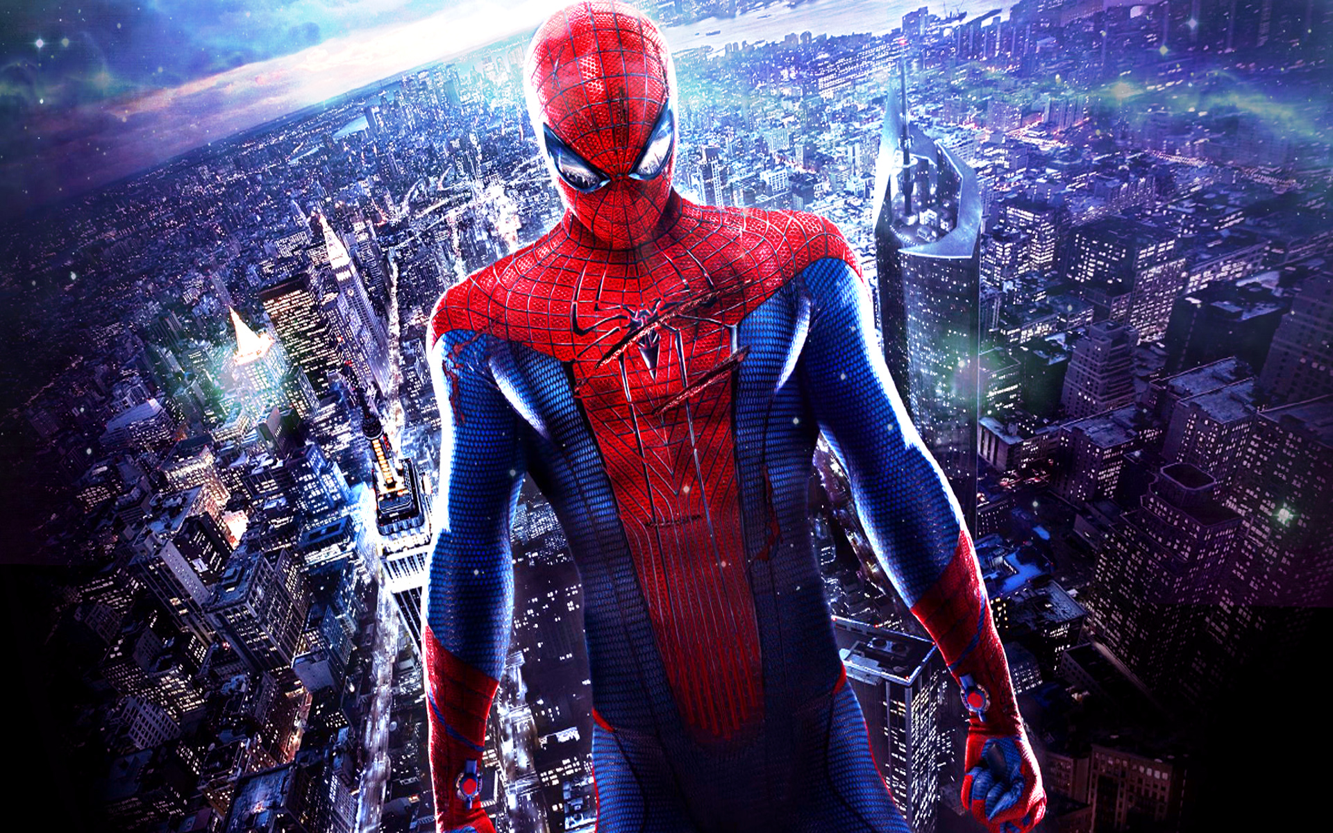 Wallpaper Spider Man Pictures 1920x1200