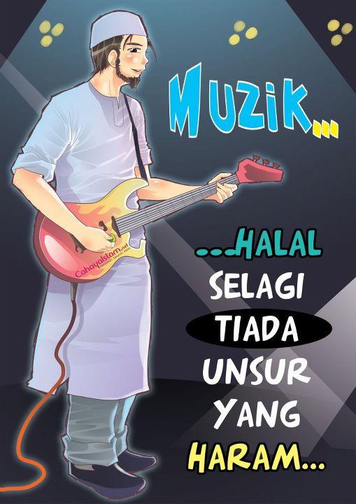 Wallpaper Kartun Islamik Islam Com PelautsCom 509x720