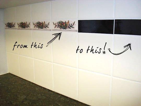 50+ Can You Wallpaper Over Tile on WallpaperSafari