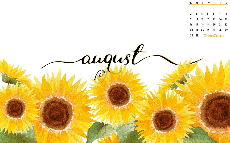 Beautiful August Desktop Mobile Wallpaper   Backgrounds 1440x900