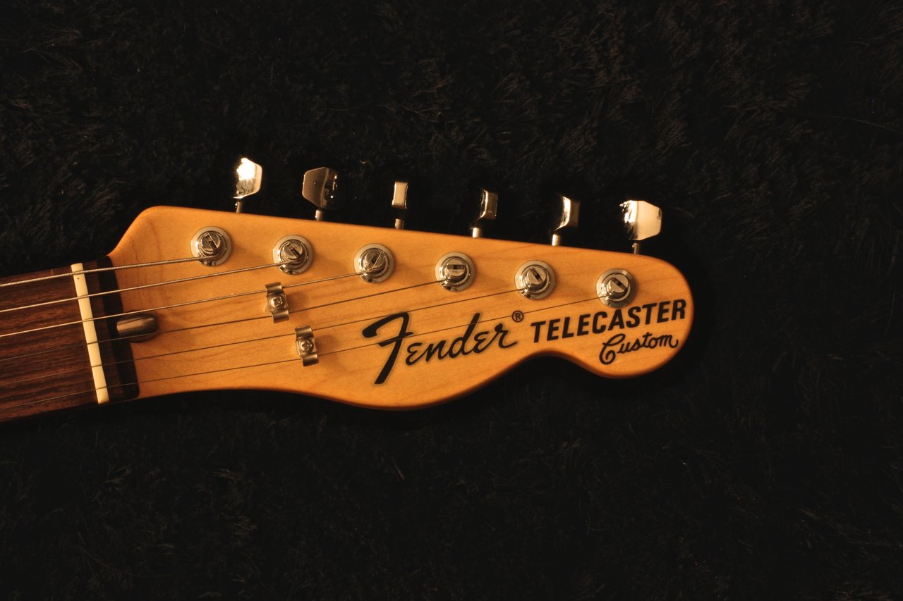 Fender Telecaster Custom by EpoKrhcp 1280x853