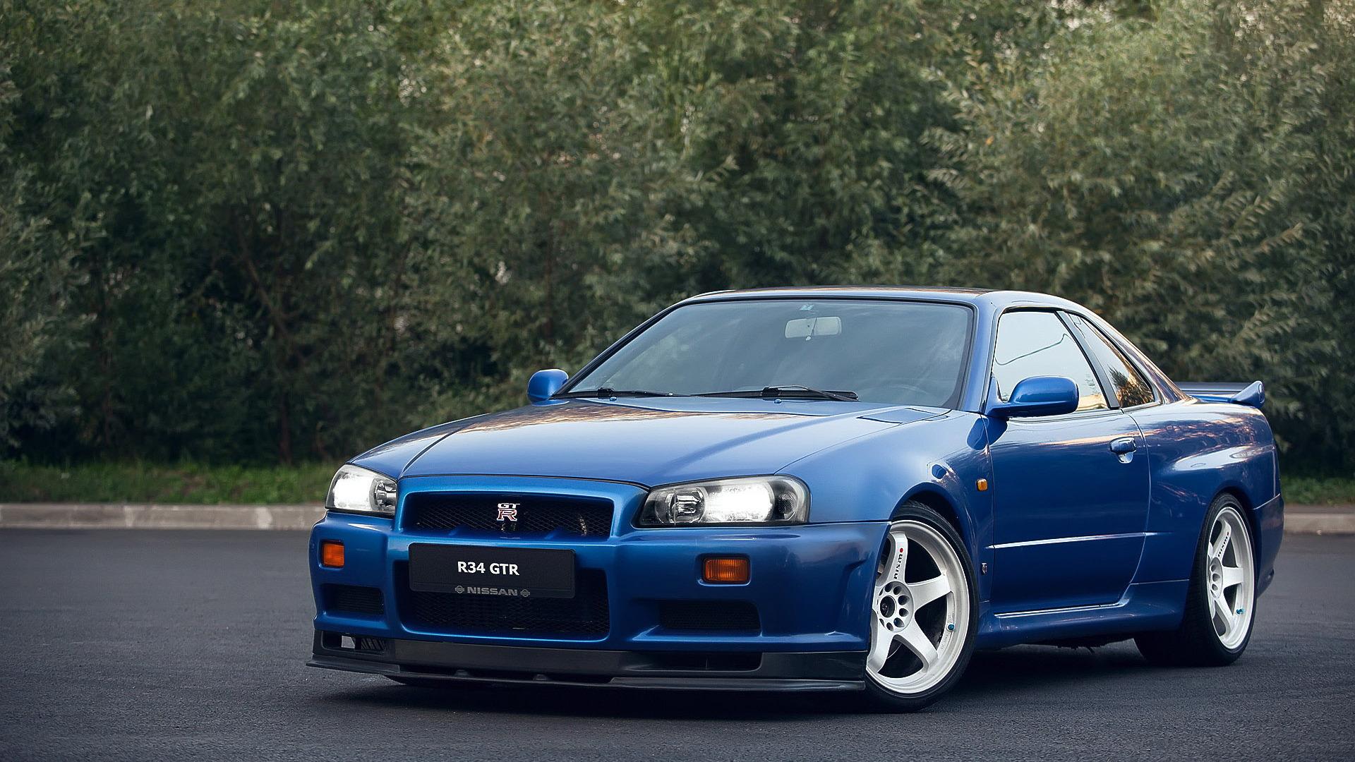 Nissan GT R wallpaper 34480 1920x1080