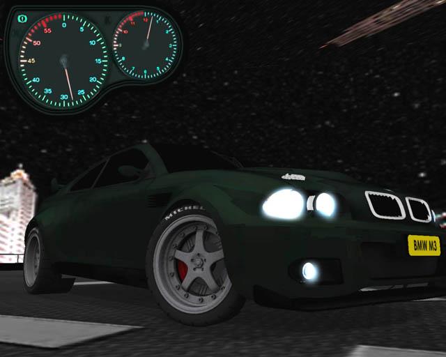 3D Car Screensaver Download   3D Sports Car Screensaver 640x512