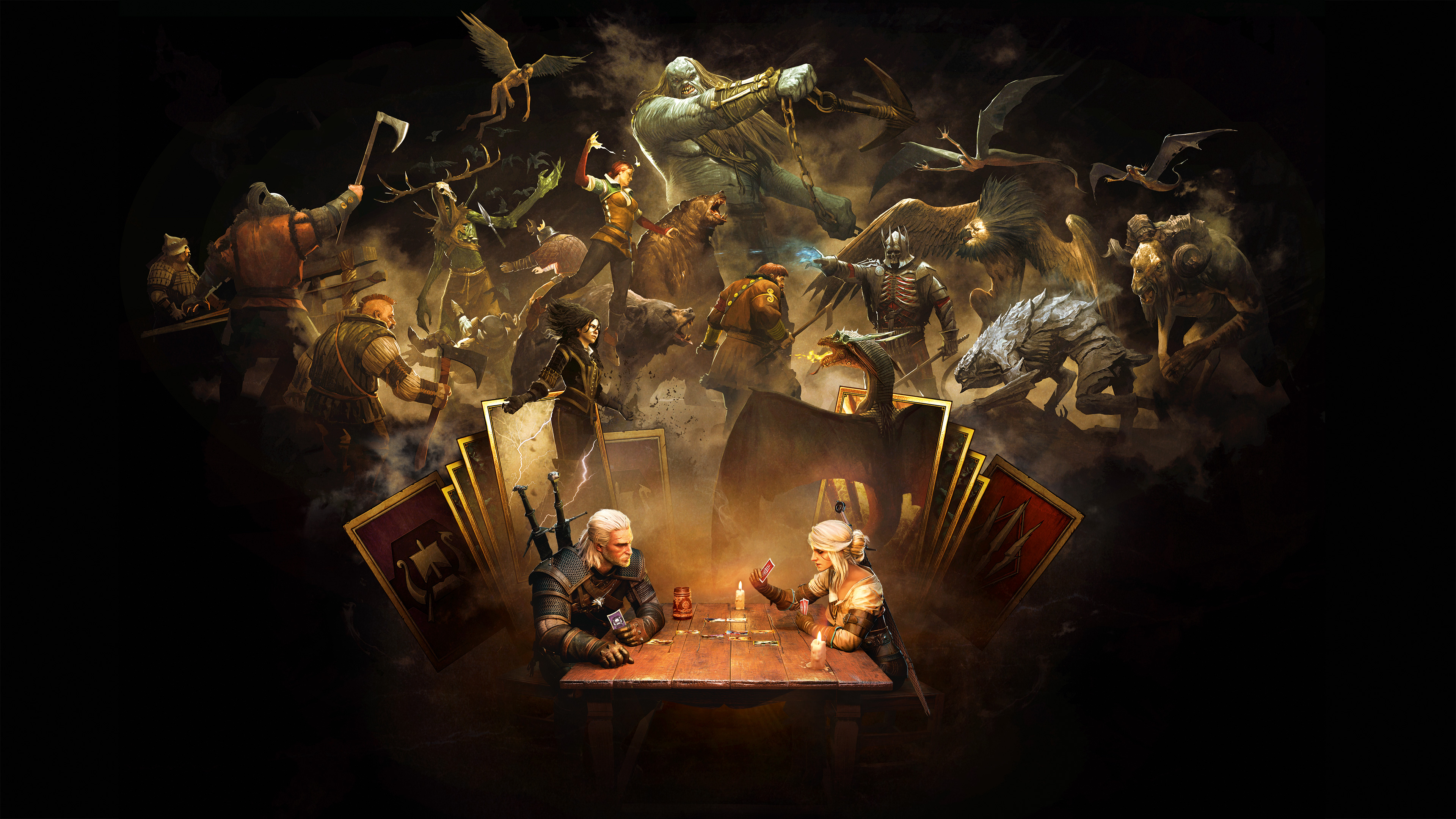 21263 Gwent images backgrounds 2019 3840x2160
