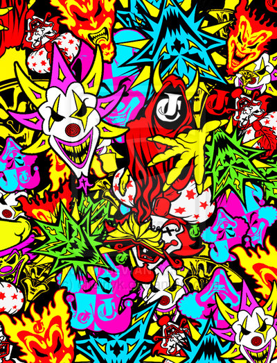 ICP iPhone Wallpaper by chainyk 400x523
