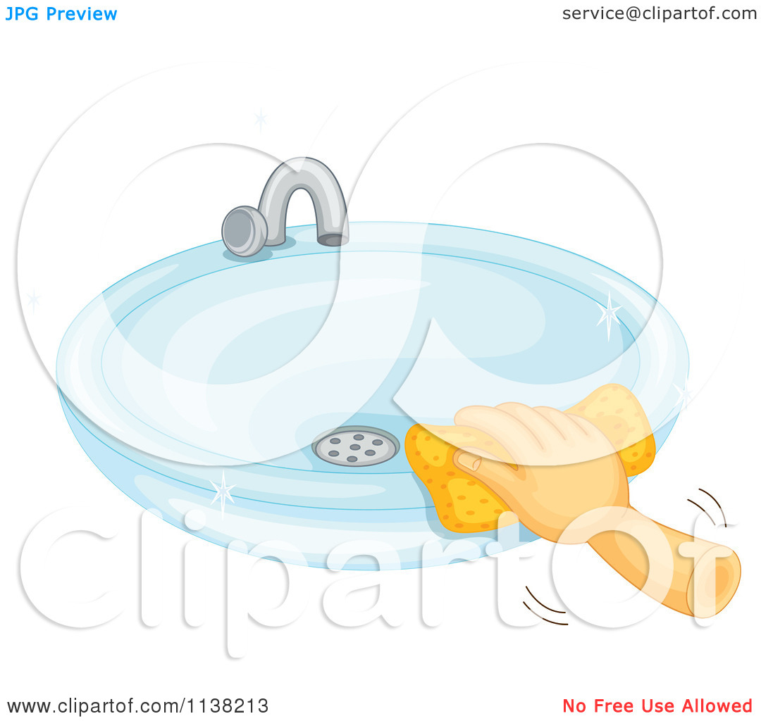 Clean bathroom sink clip art - Repin Image Cleaning Sponge On Pinterest