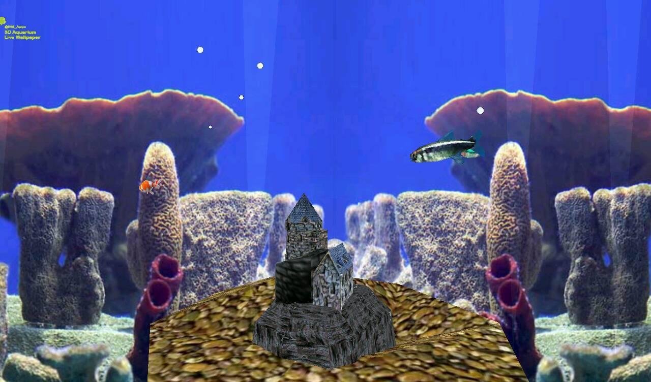 3D Aquarium Live Wallpaper Android Apps auf Google Play 1280x752