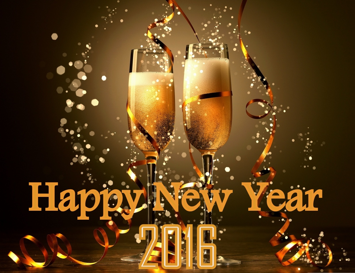 Free Download 20 Happy New Year 2016 Mobile Wallpapers