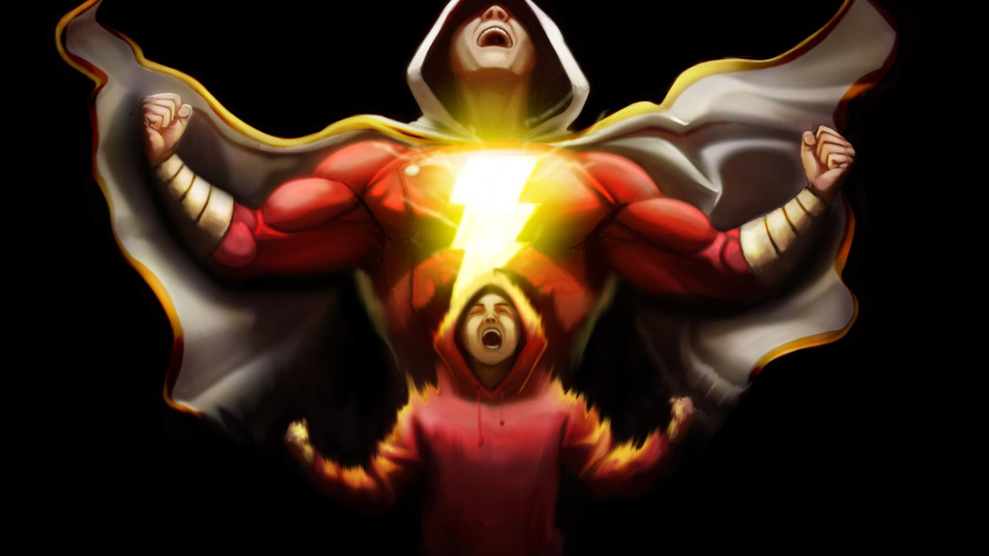 Top 13 Shazam Wallpapers in 4K and Full HD That You Must Download 1392x783