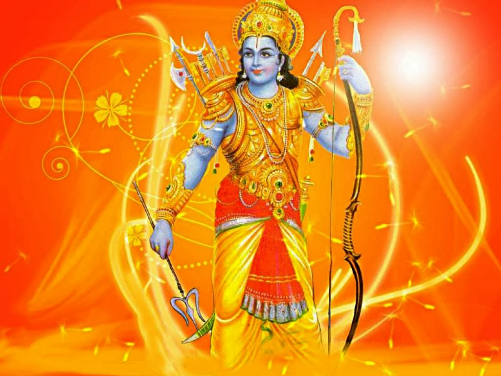 Wallpapers Hindu God Lord Rama Wallpapers Desktop Backgrounds Images 1024x768