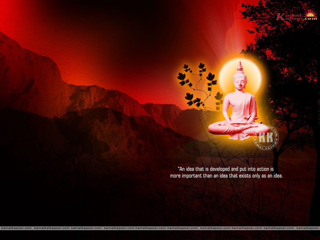 Buddhism Quotes Desktop Backgrounds QuotesGram 1024x768