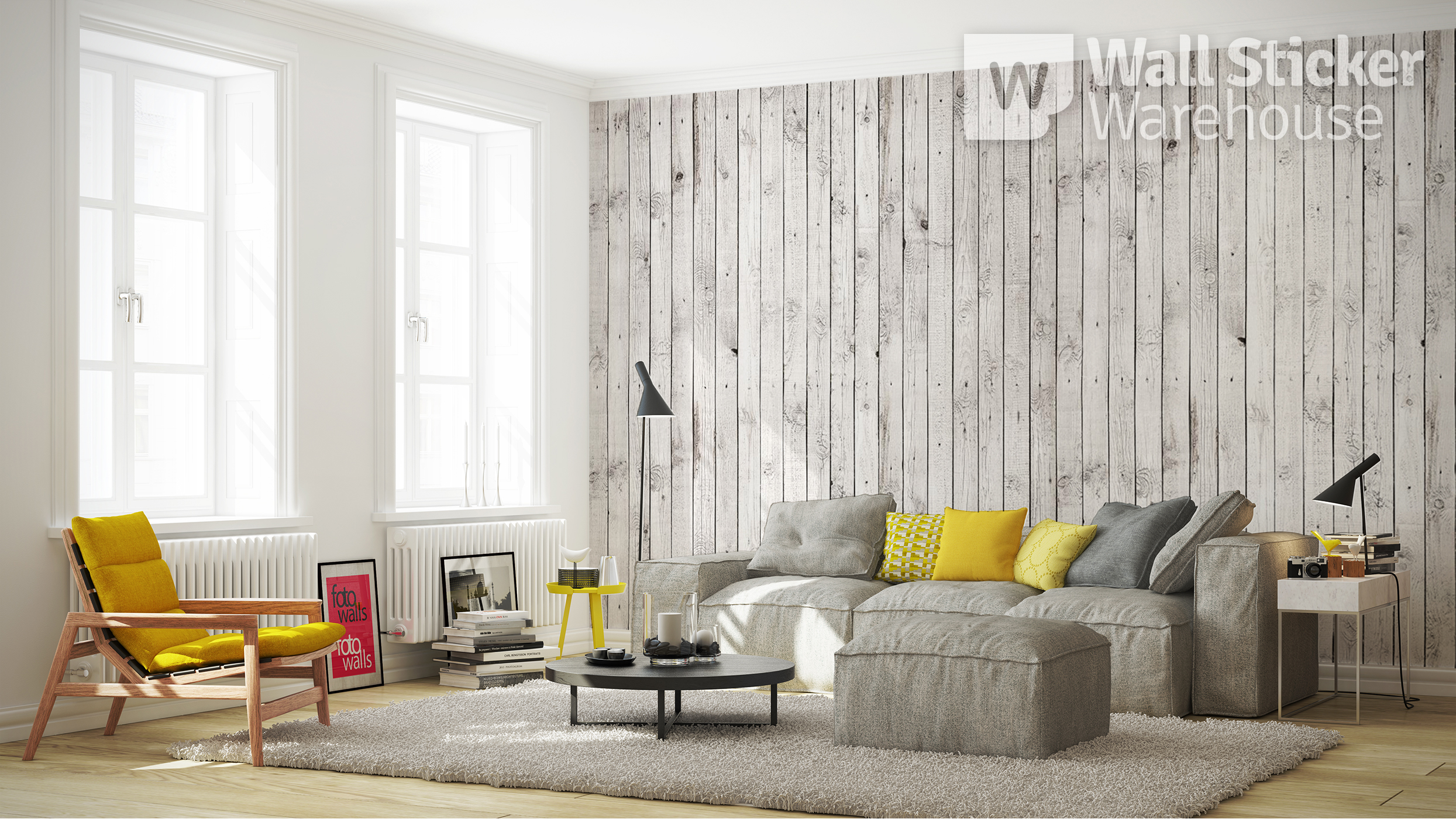 Comes supplied in wallpaper strips to create a giant image and an 2489x1400