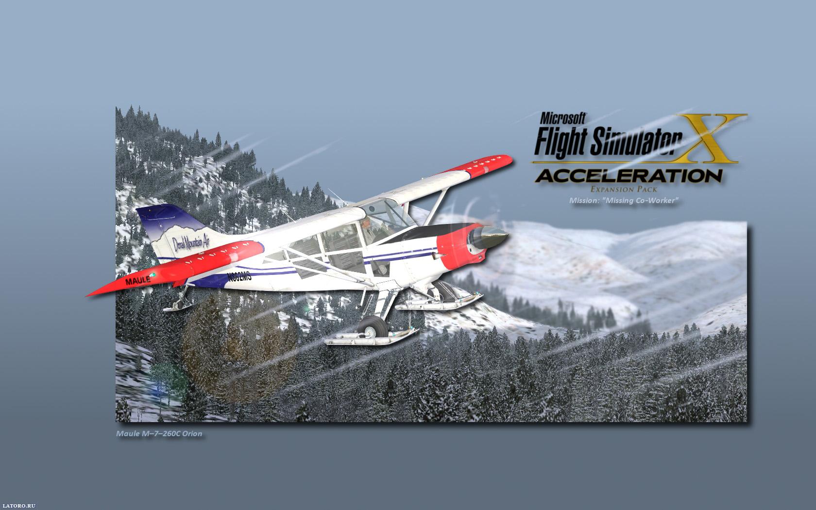 Flight Simulator X Desktop Wallpapers FREE on Latorocom 1680x1050