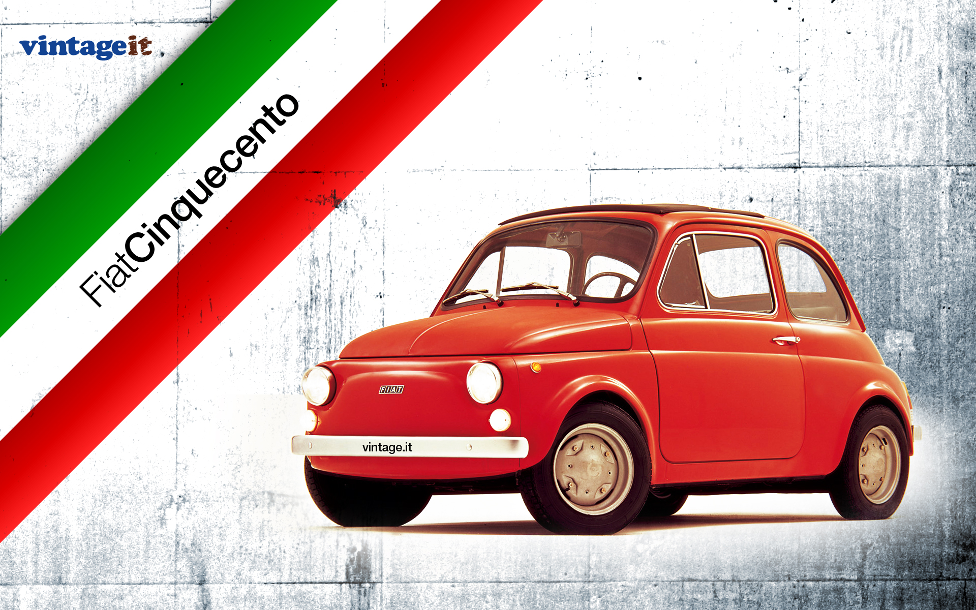 Fiat 500 Wallpaper 19   1920 X 1200 stmednet 1920x1200