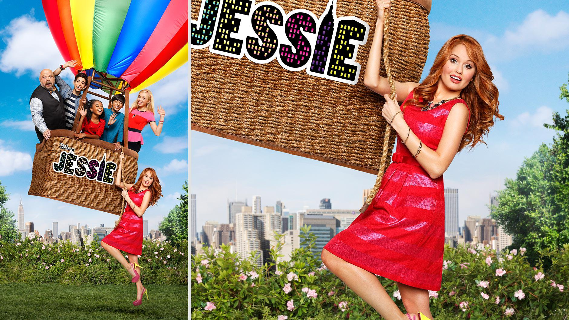 49 Jessie Wallpaper Disney Channel On Wallpapersafari