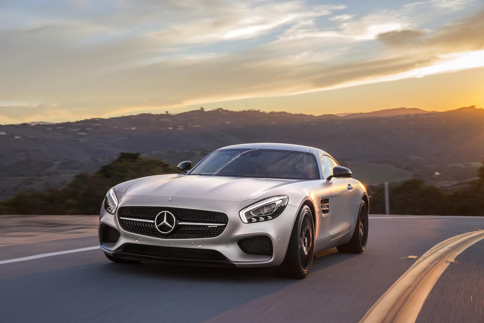2016 Mercedes Benz AMG GT Wallpaper Widescreen HD 16464 1600x1067