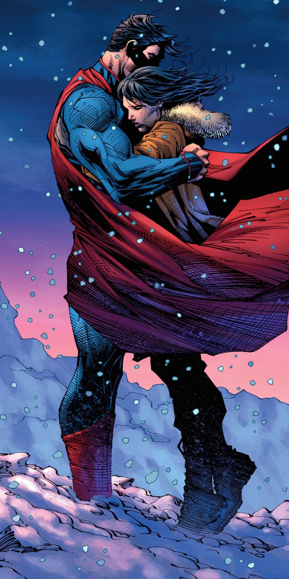 Superman Fan Art MAN OF STEEL Preview SUPERMAN UNCHAINED 960x1920