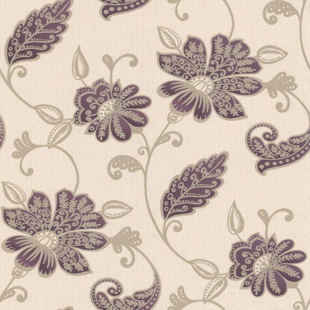 Home Wallpaper Graham Brown Graham Brown Juliet Floral 1000x1000