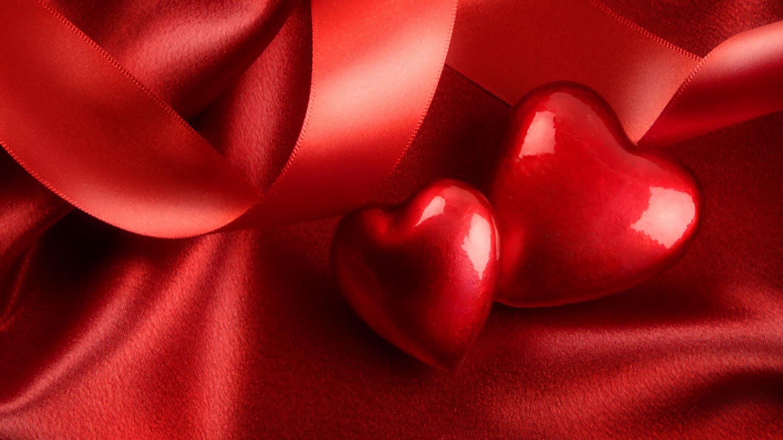 Red Love Wallpaper