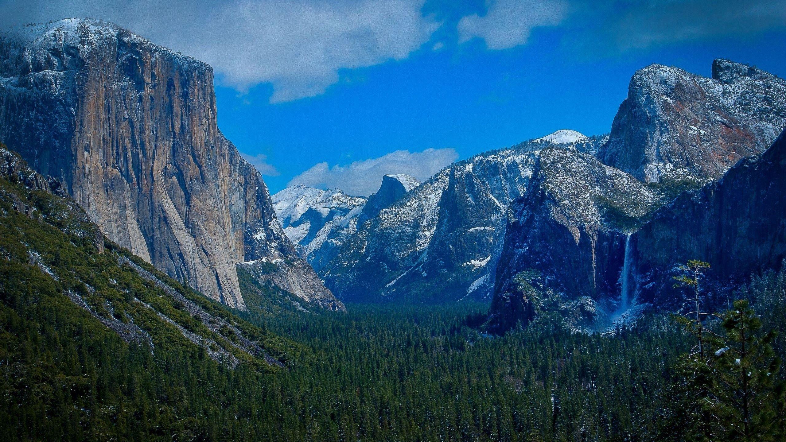 Yosemite National Park Wallpapers Digitalhintnet 2560x1440