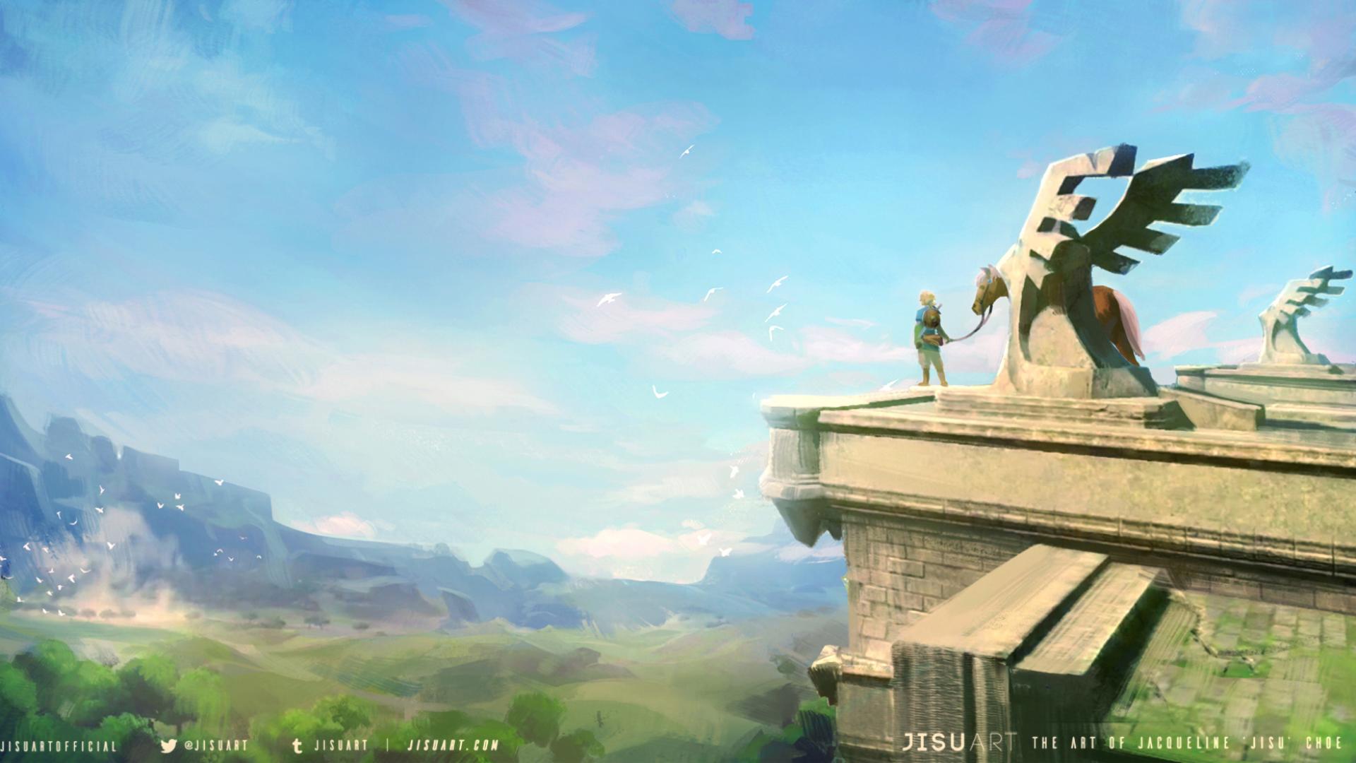 Free Download The Legend Of Zelda The Legend Of Zelda Breath Of