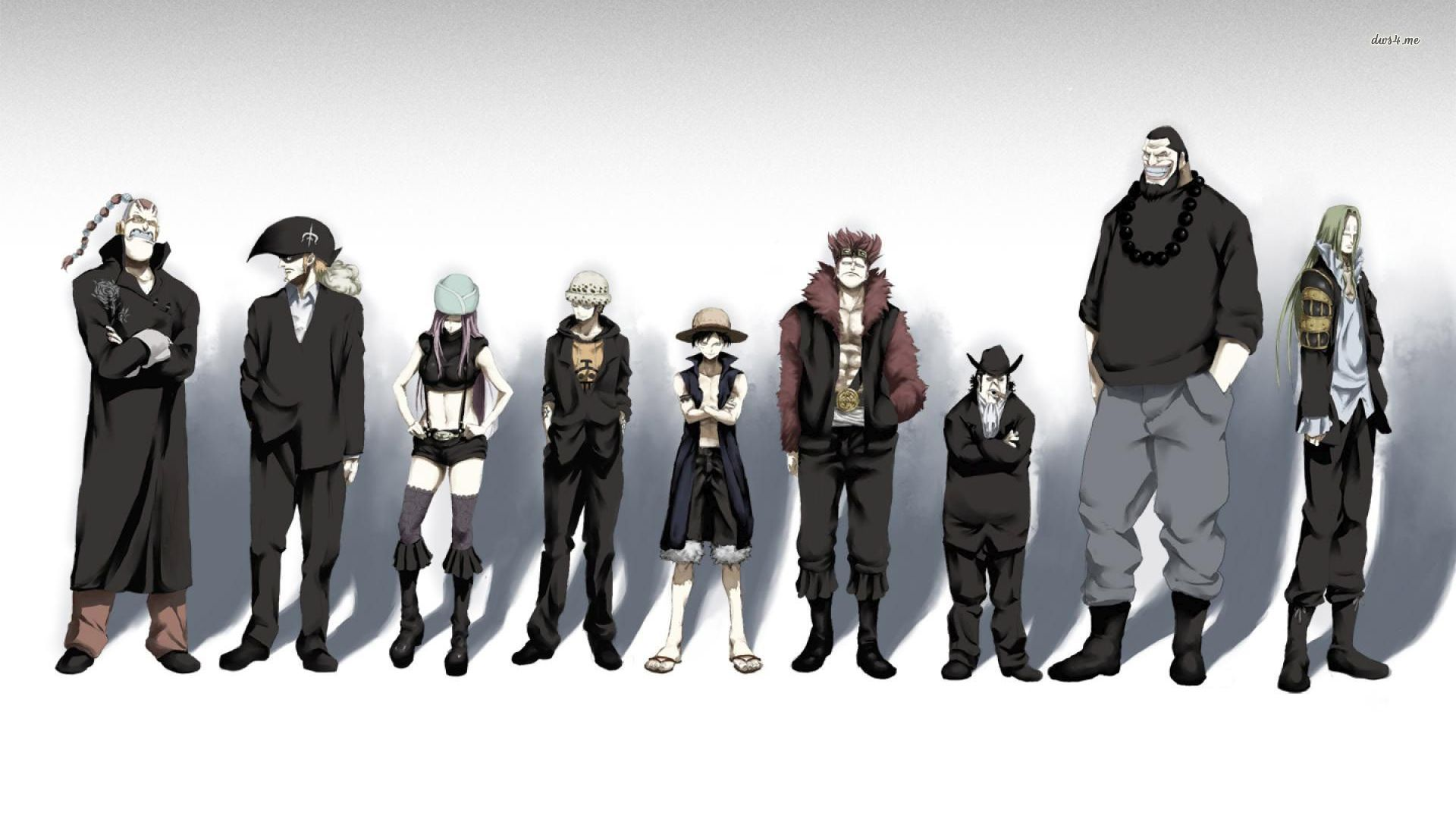 One Piece Wallpaper 1920x1080 Pictures to pin 1920x1080