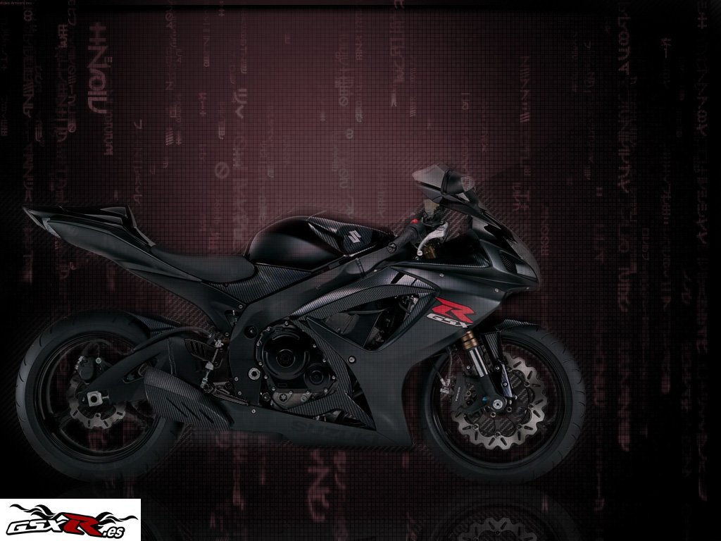 Free download Wallpapers de Suzuki GSX R 600 y 750 2008