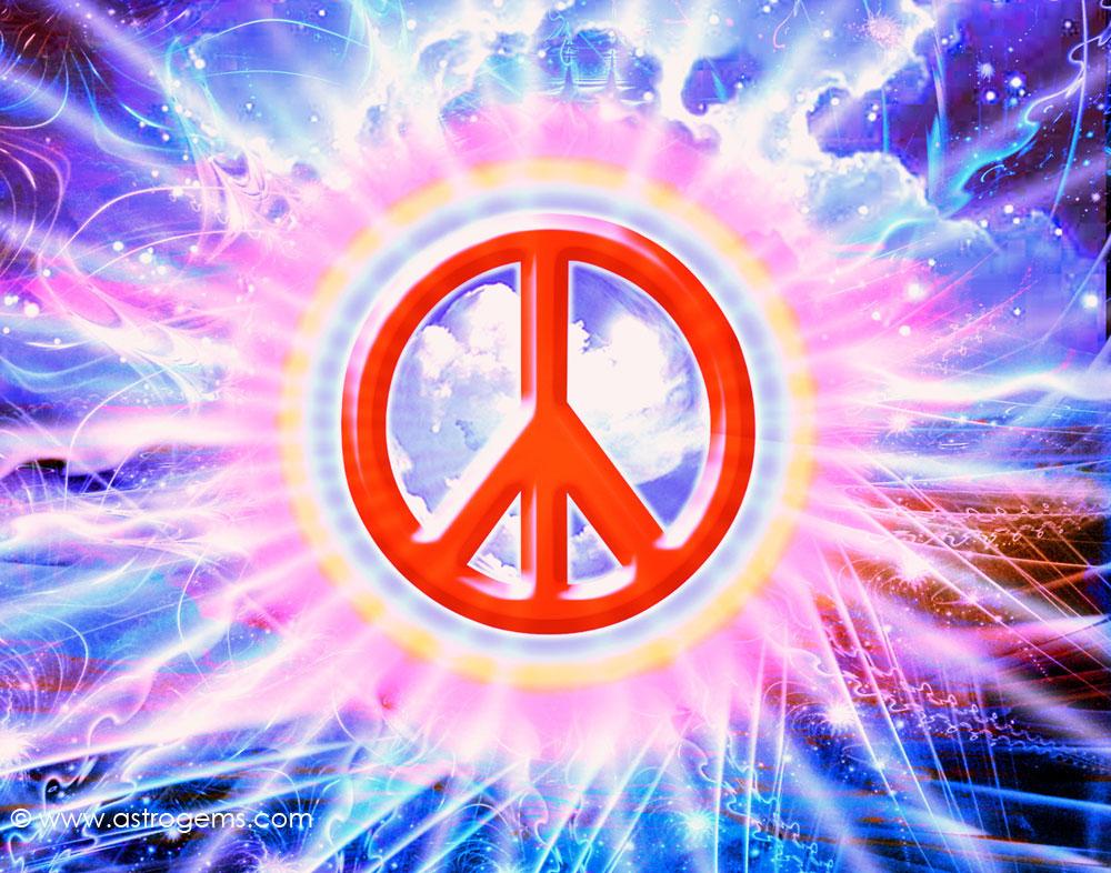 peace signs wallpaper 1000x786