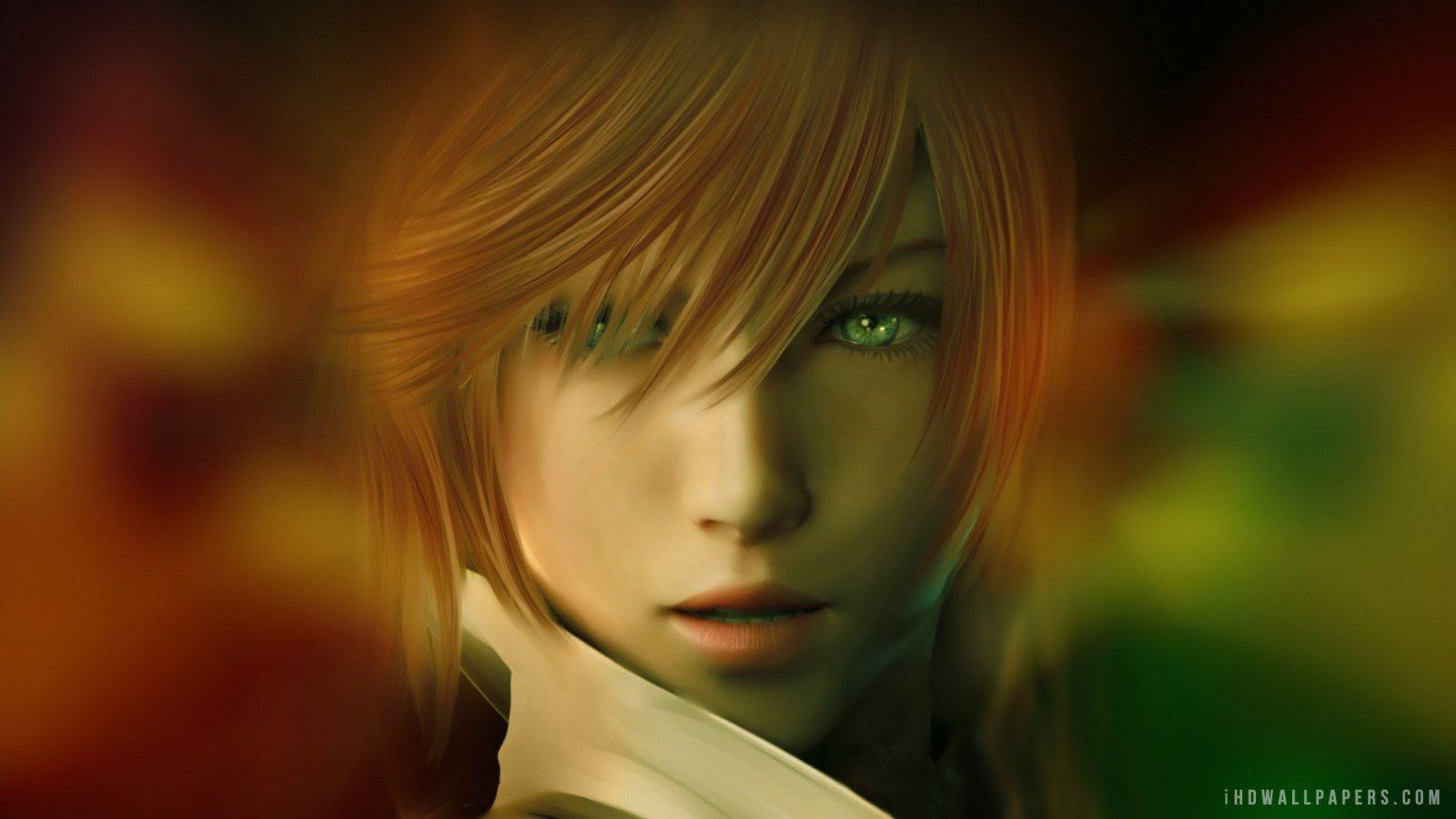 Lightning Final Fantasy XIII HD Wallpaper   iHD Wallpapers 1600x900