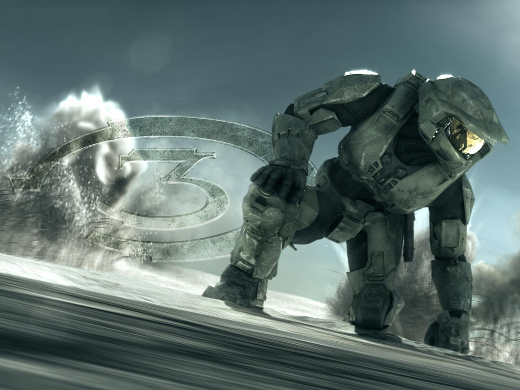 Halo 3 Wallpaper   Halo 3 Images   Halo3 Wallpaper Images 1024x768